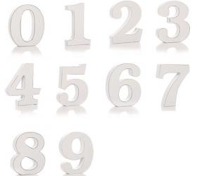 Elegantné Čísla - 0 až 9 (10)