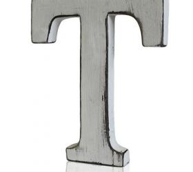 Elegantné Písmeno - T