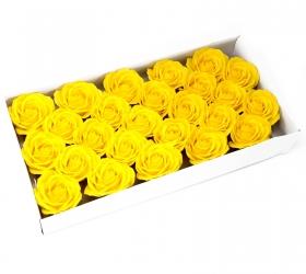 Mydlové Kvety - Veľká Ruža - Žltá