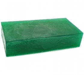 Aromaterapeutické Mydlo - Pepermint - Tmavozelené