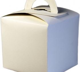 Darčekové Mini Krabičky - Biele