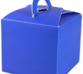 25x Darčekové Mini Krabičky - Modré