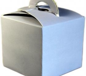 25x Darčekové Mini Krabičky - Svetlo Fialové