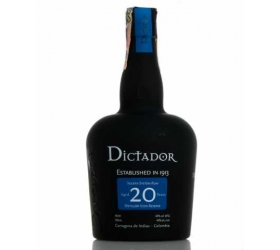 Dictador 20Y 0,7l (40%)