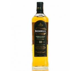Bushmills Irish Whisky 10Y 0,7l (40%)