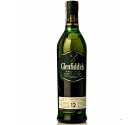 Glenfiddich Whisky 12Y 0,7l (40%)