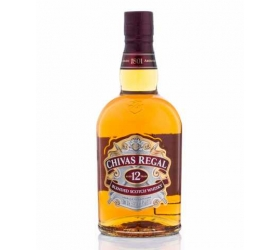 Chivas Regal 12y + GB 0,7l (40%)