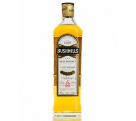 Bushmills Irish Whisky 0,7l (40%)
