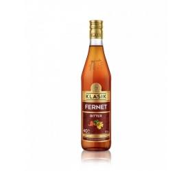 Klasik Fernet Bitter 0,5l (40%)
