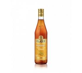 Klasik Fernet Citrus 0,5l (27%)