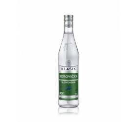 Klasik Slovenská Borovička 0,5l (40%)