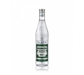 Klasik Borovička Jemná 0,5l (40%)