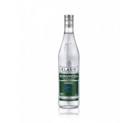 Klasik Slovenská Borovička Horec 0,5l (40%)