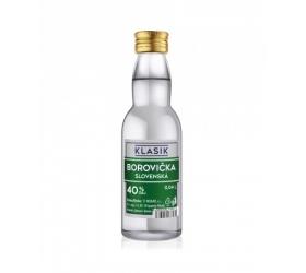 Klasik Slovenská Borovička 0,04l (40%)