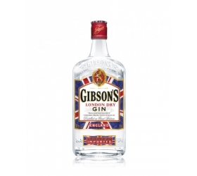 Gibson´s Gin 2018 0,7l (37,5%) LIMITED EDITION