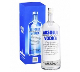 Absolut Vodka 4,5l (40%)