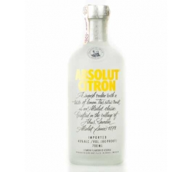 Absolut Citron 0,7l (40%)