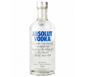 Absolut Vodka 0,7l (40%)