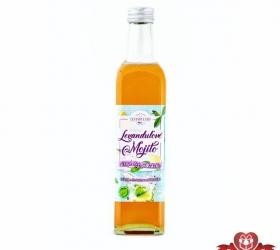 Foto Levanduľové Mojito - sirup bez alkoholu