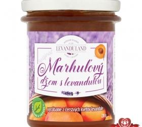 Foto Marhuľový džem s levanduľou
