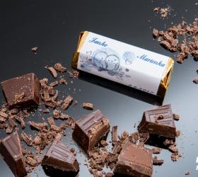 Svadobná čokoládka pre hostí - stredná SC16