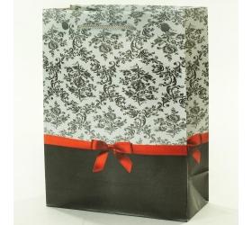 Darčeková taška bowknot 8x18x23cm