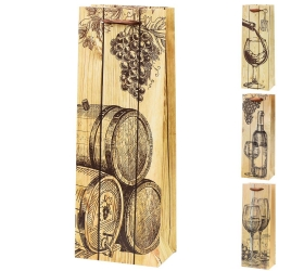 Darč.taška korok 12,8x36x8,4cm