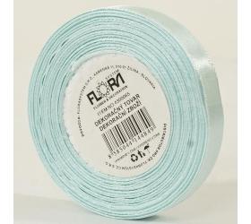 Saten stuha 10mm/15m modrá bl. farba 010