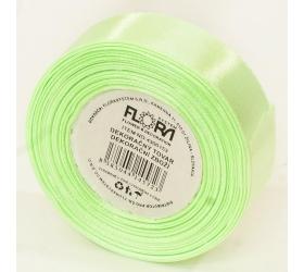 Saten stuha 20mm/15m farba 080 zelená bl.