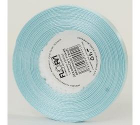 Saten stuha 6mm/20m modrá bl. farba 010