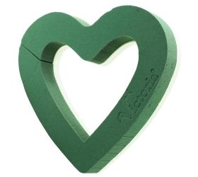 5501 srdce otvorené 29cm /plast/ 2x