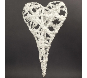 13a654 srdce plne vypukle s gulkami