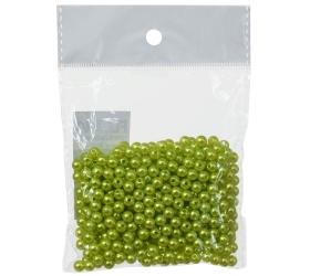 Cm116 6mm korálky 50g zelené