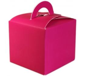 25x Darčekové Mini Krabičky - Ružové