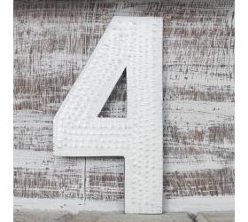 6x Viacfarebné Čísla