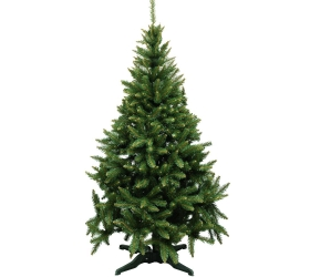 Vianočný strom smrek natural lux 120 cm