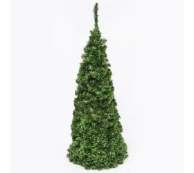 Vianočný strom smrek kužeľ 140 cm