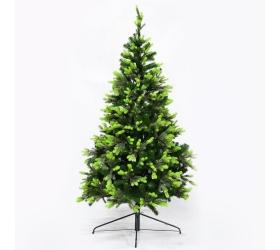 Vianočný strom gumix dvojfarebný 180 cm