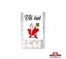 Vianočné dražé cukríky 002