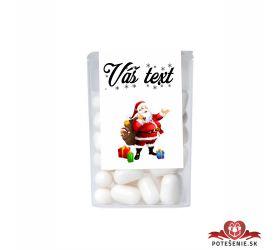 Vianočné dražé cukríky 005