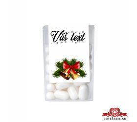 Vianočné dražé cukríky 014
