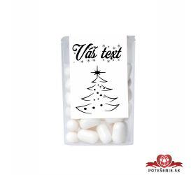 Vianočné dražé cukríky 023