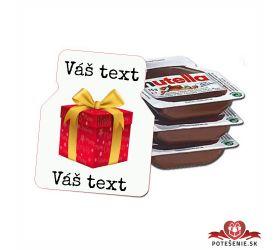 Vianočná mini Nutella 003
