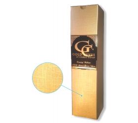 Box na víno elegance zlatá