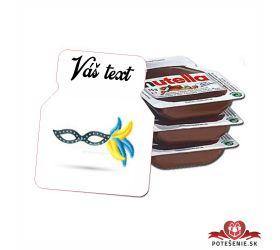 Plesová mini Nutella PMN0018