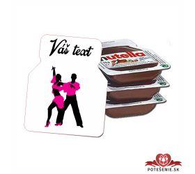 Plesová mini Nutella PMN0022