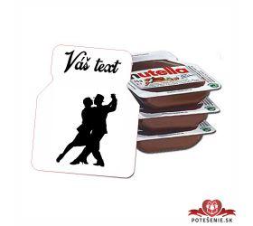 Plesová mini Nutella PMN0033