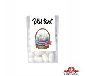 Veľkonočné dražé cukríky VC002