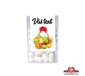 Veľkonočné dražé cukríky VC0018