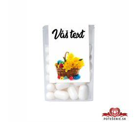Veľkonočné dražé cukríky VC0019